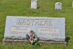 Martha Jane <i>Myers</i> Brothers
