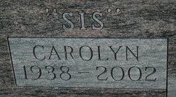 Carolyn H <i>Briggs</i> Kundert