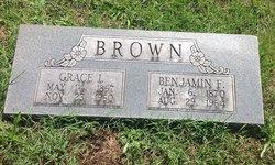 Mrs Grace I. Brown