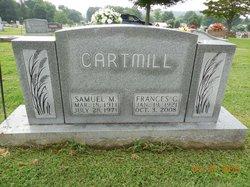Samuel M Cartmill