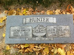 Julia Hunter