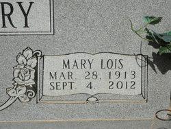 Mary Lois <i>Shepherd</i> DeBerry
