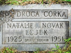 Natalie L. <i>Nowak</i> Lojek