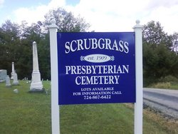Scrubgrass Stone Church Cemetery
