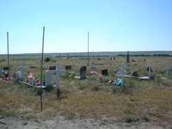 Holy Family Mission Cemetery