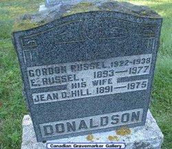 Edward Russell Donaldson