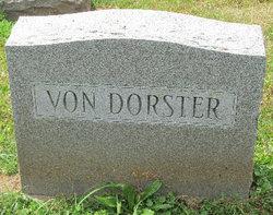 Herbert Rinard von Dorster, Sr