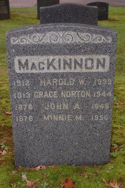John A MacKinnon
