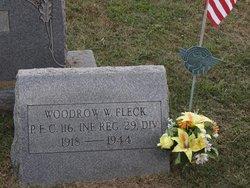 Woodrow W Fleck