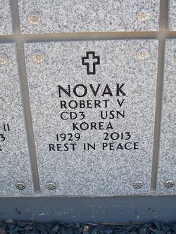 Robert V Novak