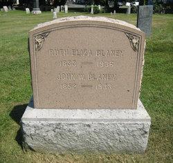 Ruth Eliza <i>Peach</i> Blaney