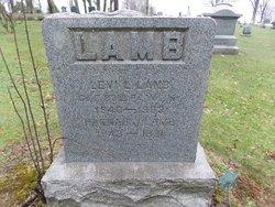 Levi Lorenzo Lamb