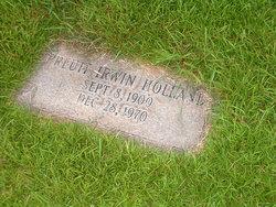 Preuit Irwin Holland, Sr