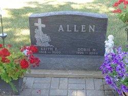 Edwin Keith Allen