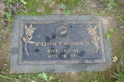 William Bill Madden, Jr
