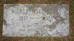 Wilbur Fiske Noyes, Jr