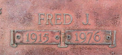 Frederick Jerome Fred Miller