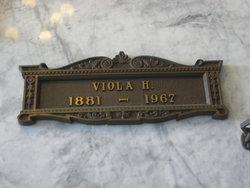 Viola <i>Hornaday</i> Handsaker