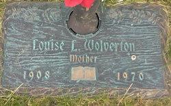 Louise L Wolverton