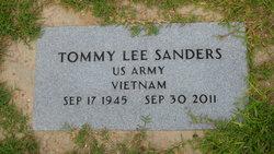 Tommy Lee Sanders