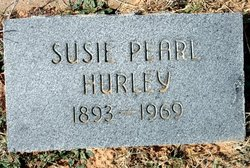 Susie Pearl Hurley
