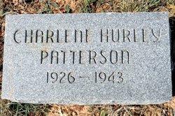 Charlene <i>Hurley</i> Patterson