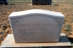 Robert Allen Roberts