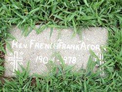 Rev French Frank Acorn