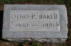 Otho P. Baker