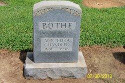 Ann Eliza <i>Chandler</i> Bothe