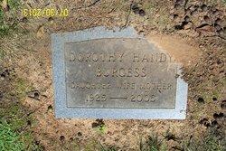 Dorothy <i>Handy</i> Burgess