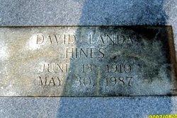 David Landa Hines
