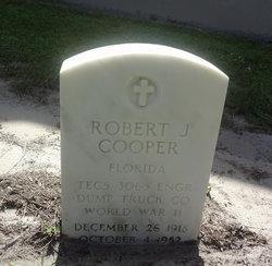 Robert J Cooper