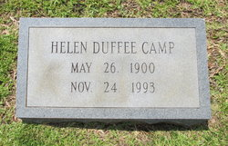 Florence Helen <i>Duffee</i> Camp