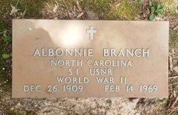 Albonnie Branch