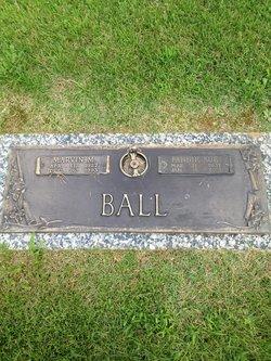 Fanny Sue <i>Murphy</i> Ball