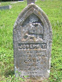 Joseph T Cole
