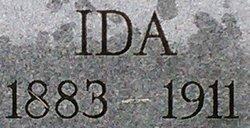 Ida <i>Whipple</i> Beale