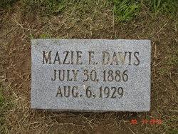 Mazie Ethel Mary <i>Smith</i> Davis