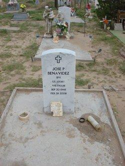 Jose Patricio Pat Benaviidez