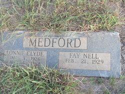 Fay Nell <i>Pelton</i> Medford