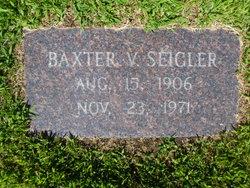 Baxter Verner Seigler