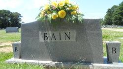 Doris <i>Langston</i> Bain