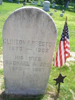 Clinton F. Preston