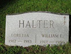 Loretta <i>Meidenbauer</i> Halter
