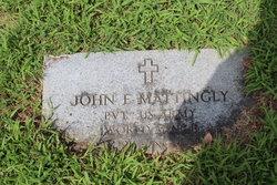 John E. Mattingly