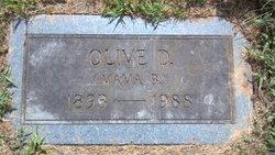 Olive P <i>Dowtin</i> Pichler
