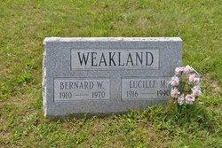 Lucille M. <i>Nagle</i> Weakland