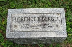 Florence E <i>McSherry</i> Berger