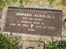 Edward Acrie, Jr.